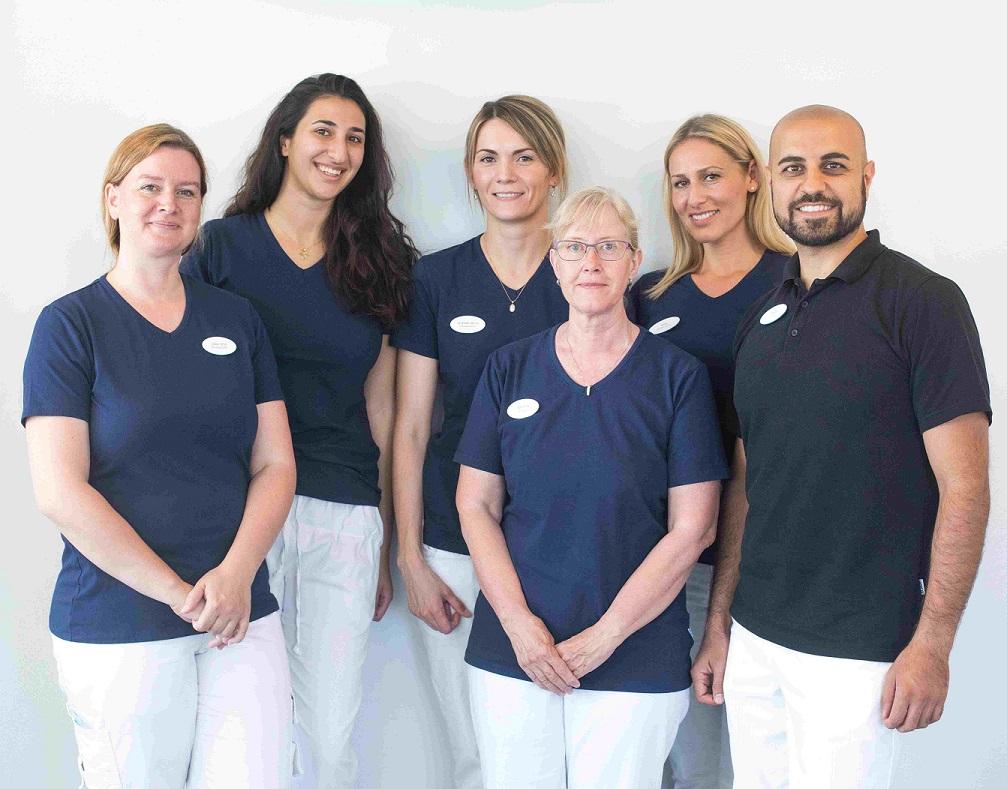 Tandlægerne og tandplejerne I Hvidovre nær København, Rødovre og Vanløse
